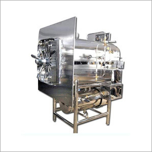 Rectangular Autoclave Sterilizer