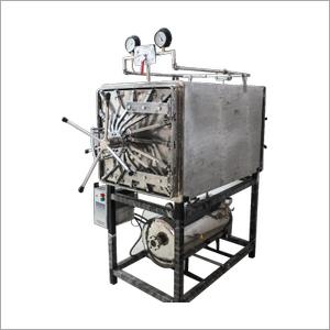 Rectangular High Pressure Steam Sterilizer