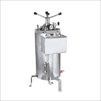 Triple Walled Dry Steam Sterilizer