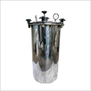 Steel Autoclave And Sterilizer