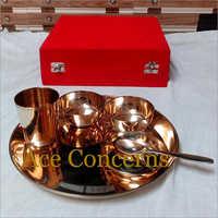Bronze Dinner Set