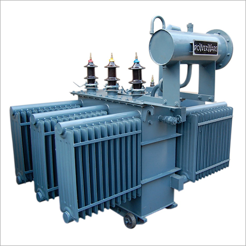 Five Star Three Phase Distribution Transformer