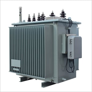 Four Star Two Phase Distribution Transformer