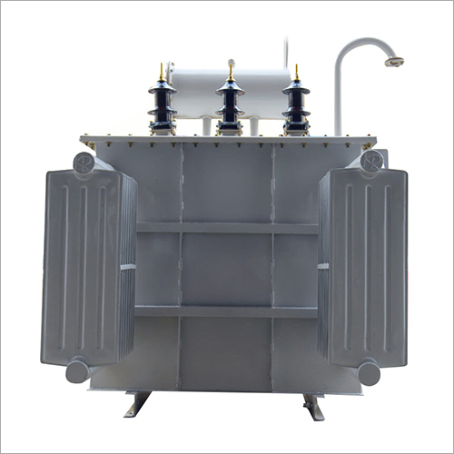Three Star Electric Distribution Transformer
