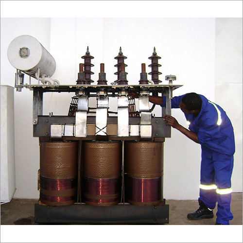 Distribution Transformer Repair Services