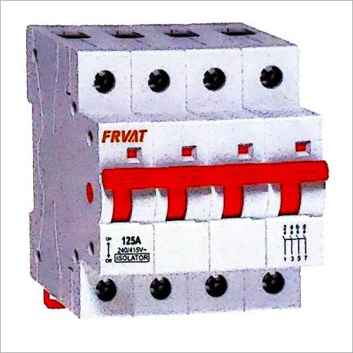 Four Pole Isolator-FPI