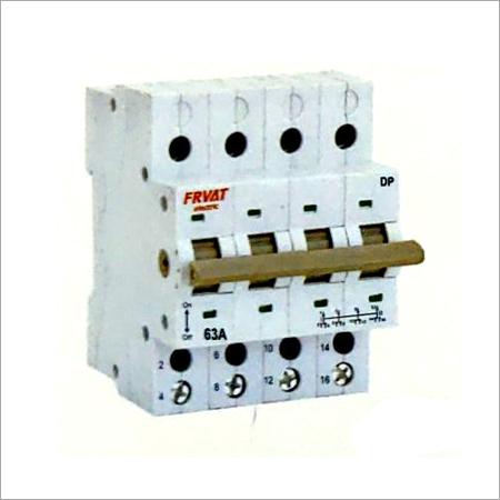Four Pole Isolator-TPI