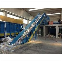 Waste Sorting Conveyor