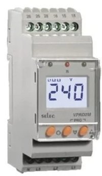 Selec CPRD2M-1-1-230V-CE-RoHS Protection Relay