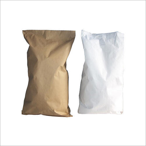 Brown Paper Laminated HDPE Woven Bag