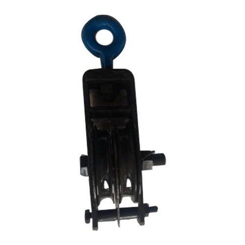 10 T Four Sheave Pulley