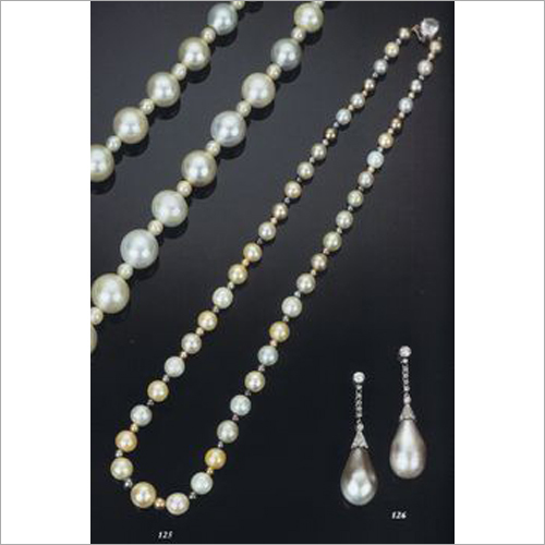 Ladies  Beaded Necklace Set