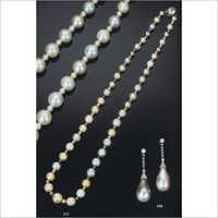 Ladies  Beaded Necklace Set