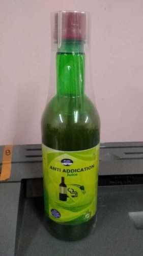 Anti addiction juice