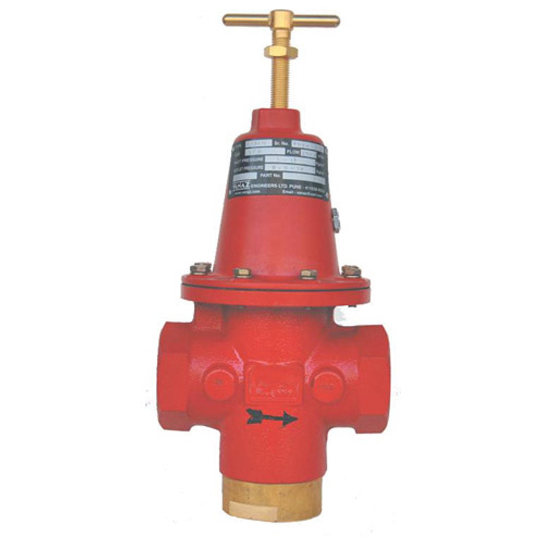 Vanaz gas pressure regulator R  series