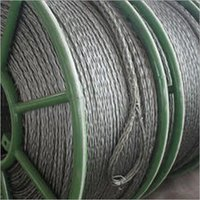 TRANSMISSION LINE ANTI TWIST WIRE ROPE