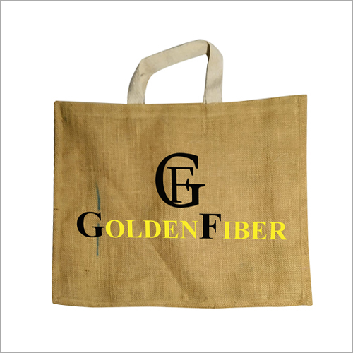 Grocery Shopping Jute Bag