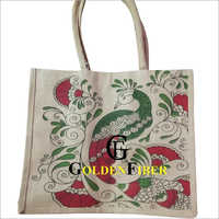 Customized Printed Jute Bag
