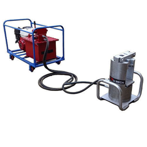 HYDRAULIC COMPRESSOR JOINTING MOTORIZED MACHINE