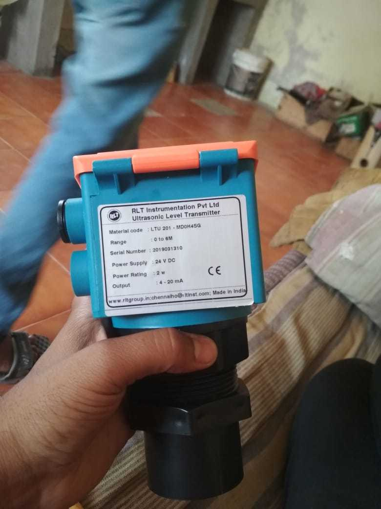 Battery Operated Ultrasonic Flow Meter