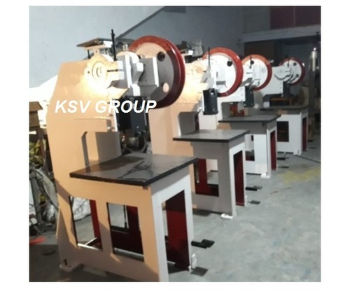 Slipper Making Machine Delhi