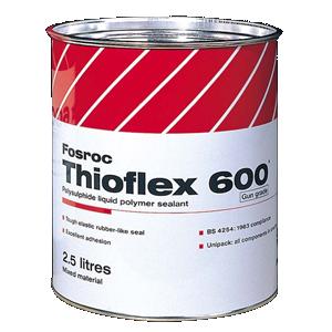 Thioflex 600 Polysulphide Sealant