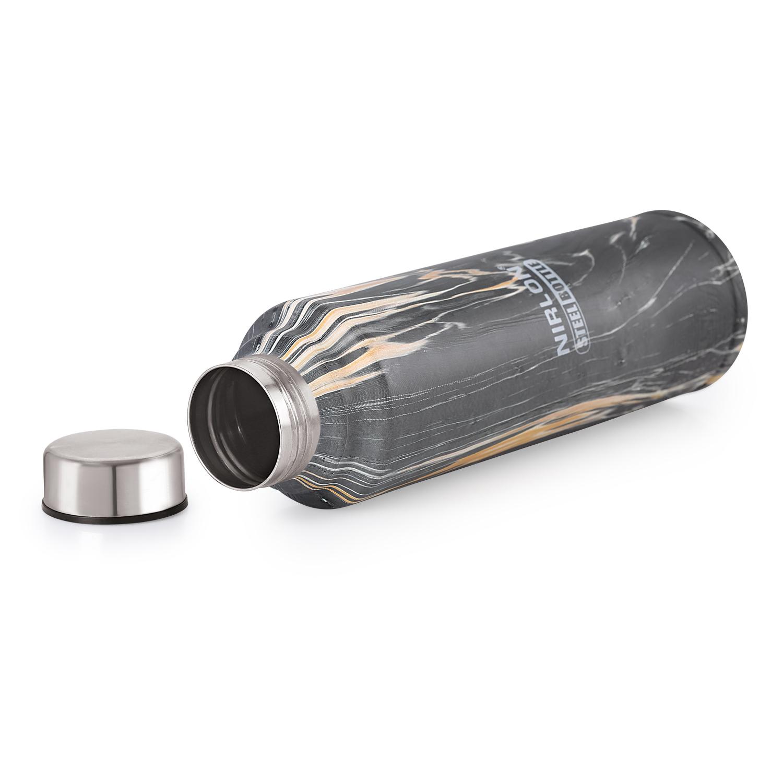 NIRLON Printed Steel Bottle