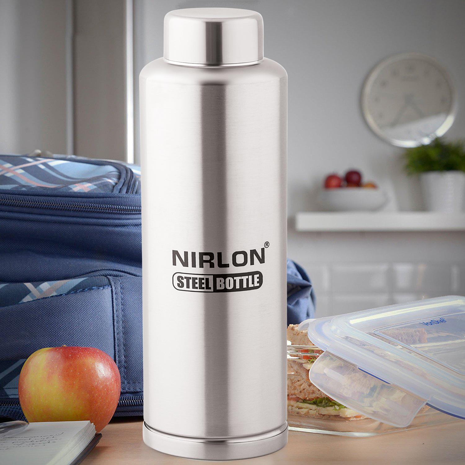 Freezer Steel Bottle