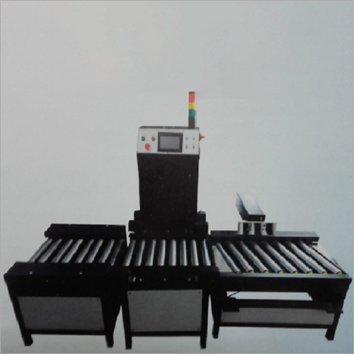 Online Conveyor Weighing Scale