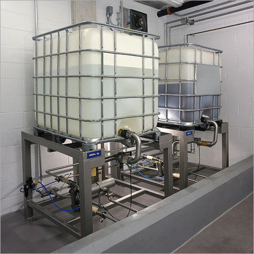 Liquid Batching System