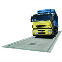 Heavy Duty Vehicle Weighbridge