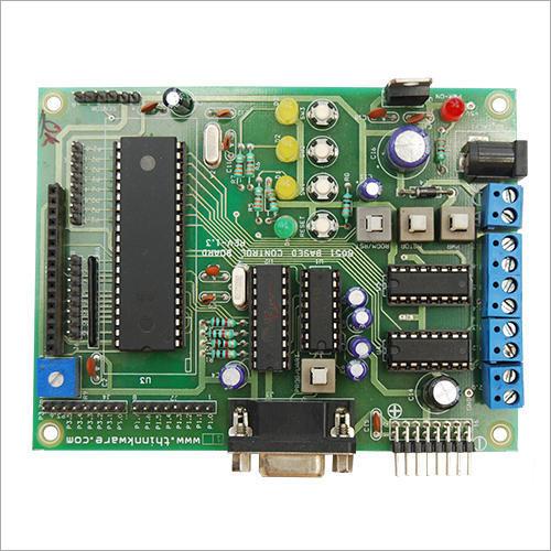 Electric Microcontroller Based Development Board