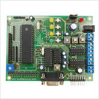 Electric Microcontroller Based Development Board