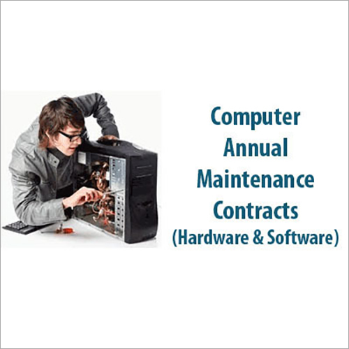 Computer Annual Maintenance Services