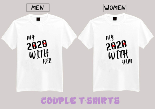 Customized T-shirt for Valentine Week