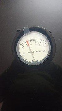 Dwyer 2-5000-100MM Minihelic II Differnntial Pressure Gauge 0-100 MM w.c