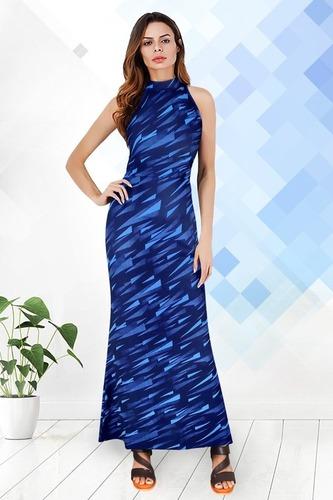 Zorba 353 blue gown