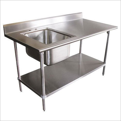 SS Single Sink Unit