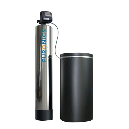 Water Softeners Plant And System