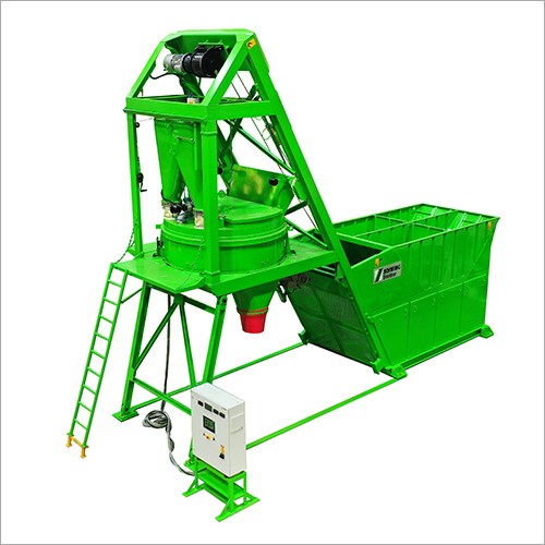 Mobile Concrete Batching Plant