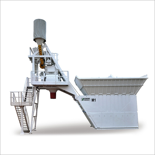 Pre Assembled Mobile Batching Plant