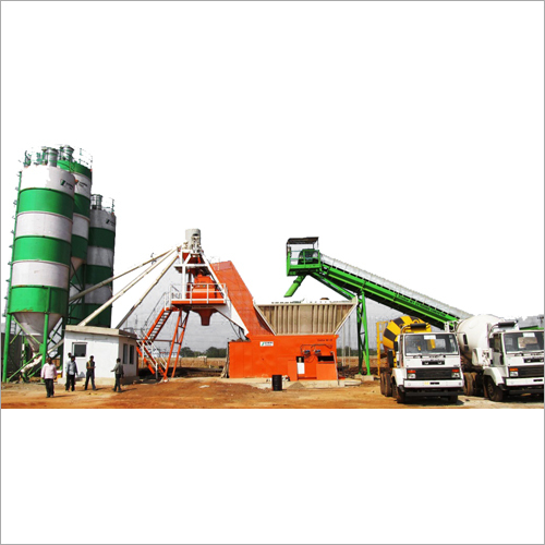 Pre Assembled Concrete Batching Plant