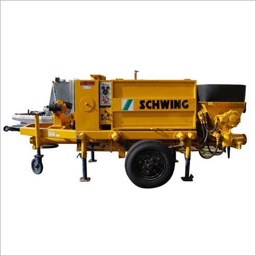 Concrete Stationary Pump