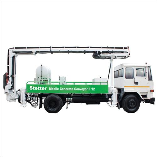Mobile Concrete Conveyor