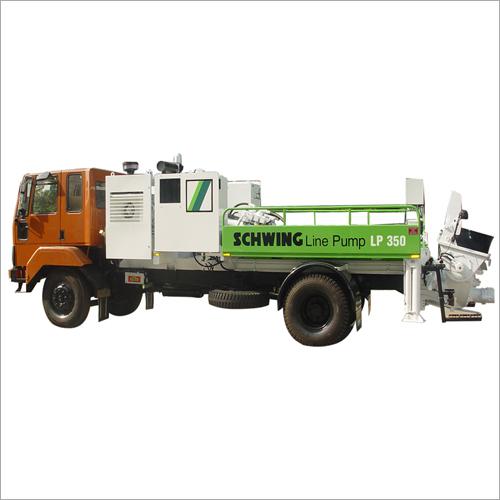 Schwing Line Pump