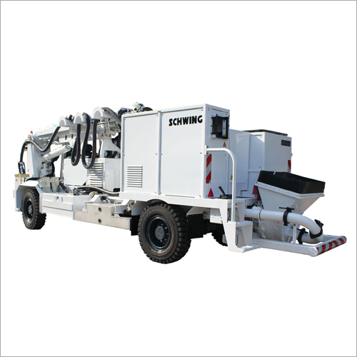 Concrete Shotcrete Pump