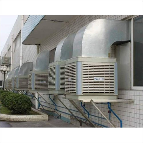 Commercial Air Cooler Duct