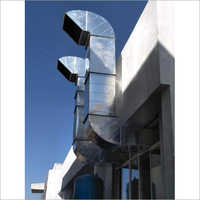 Heat Exhaust Duct