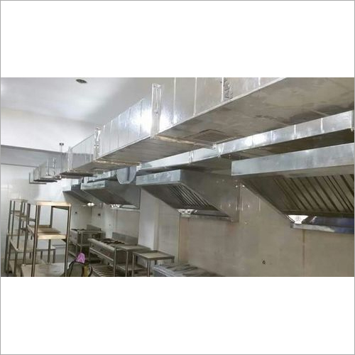 Kitchen Exhaust Duct