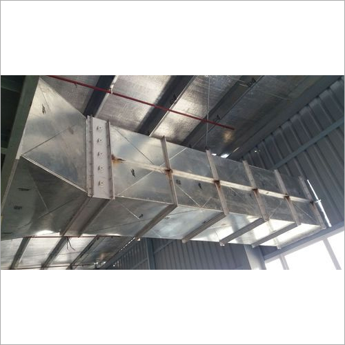 Steel Air Duct
